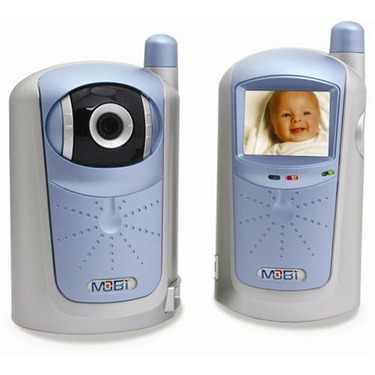MOBI MobiCam Ultra 900 MHz Monitoring System with SW Power