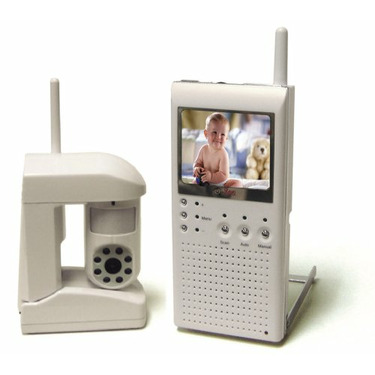 Q-See QSW25C 2.5-Inch TFT Baby Monitoring System w/Wireless Camera