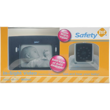 Safety 1st In-Sight Video Monitor