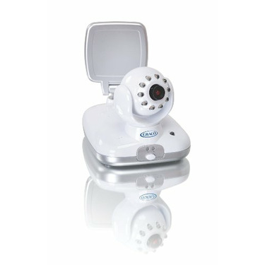 Graco Flat Panel Extra Camera, White