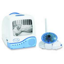 """Summer Infant Baby's Quiet Sounds Video Monitor with 5"""" Screen"""