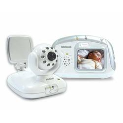 BébéSounds Portable Color Video and Sound Monitor
