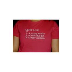 ChickAdvisor T-Shirts