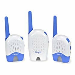 Graco Sound Sleep Dual Receiver Monitor