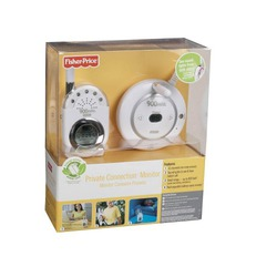 Fisher-Price Private Connection Monitor in White