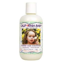 California Baby Calming Hair Conditioner 8.5 oz (255 ml)