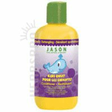 Jason Natural Cosmetics Kids Only! Daily Detangling Conditioner 8 fl oz