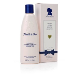 Noodle & Boo Extra Gentle Shampoo, 8-Ounce Bottle (Pack of 2)