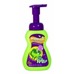 Pampers Kandoo BrightFoam Shampoo, Magic Melon Scent, 8.4-Fluid Ounce Pump (Pack of 4)