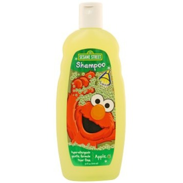 Sesame Street Apple Shampoo