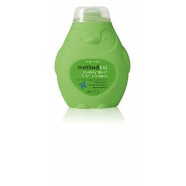 Method Kids 3-in-1 Shampoo in Crisp Apple
