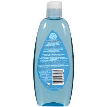 Johnson's No More Tangles Baby Shampoo and Conditioner