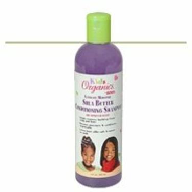 Africa's Best Kids Organic Shampoo Shea Butter 12 oz.