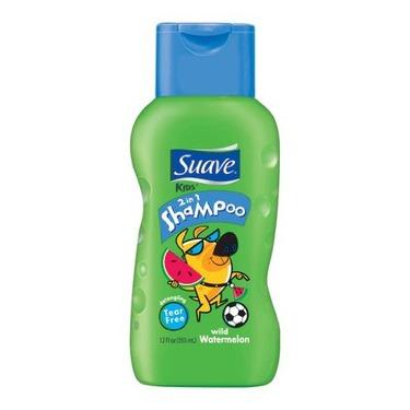 Suave for Kids 2 In 1 Shampoo in Wild Watermelon