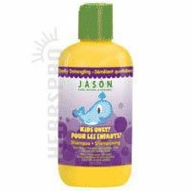 Jason Natural Cosmetics Kids Only! Daily Detangling Shampoo 8 fl oz