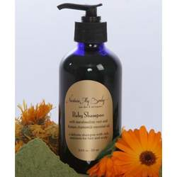 Nurture My Body Organic Baby Shampoo SLS and Phthalate Free