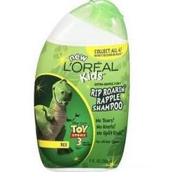 L'Oreal Kids Extra Gentle 2-in-1 Shampoo in Rip Roarin' Rapple