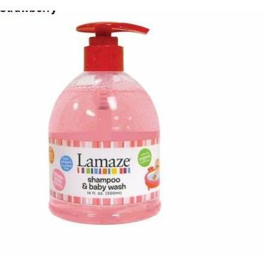 Lamaze Baby Shampoo & Body Wash - Strawberry 16 oz