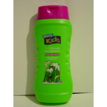 Breck Kids 2 in 1 Shampoo Plus Conditioner Watermelon Smile 12 Fl Oz