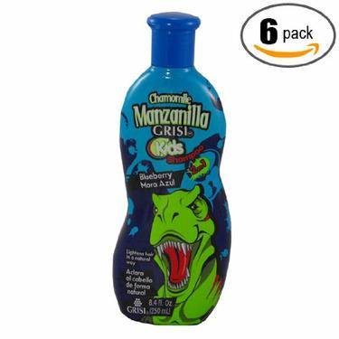 6pk - Grisi - Chamomile Shampoo For Boys 8.4 OZ