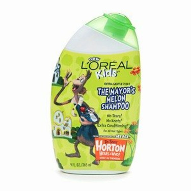 L'Oreal Extra Gentle 2-in-1 The Mayor's Melon Shampoo