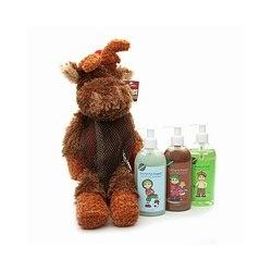 Circle of Friends Cuddly Moose Backpack, For Boys 1 kit