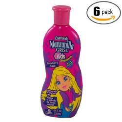 6pk - Grisi - Chamomile Shampoo For Girls 8.4 OZ