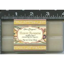 Honey Blossom Waffle Bar Simmering Wax Melts