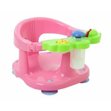 Dream On Me Baby Bath Seat, Pink