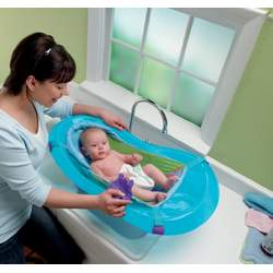 Fisher-Price Ocean Wonders Aquarium Bath Center
