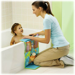 Fisher-Price® Precious Planet Bath Kneeling Pad with Organizer
