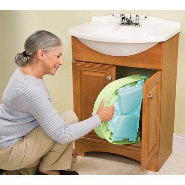 Summer Infant Fold-Away Baby Bath, Green