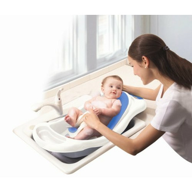Summer Infant Mother's Touch Infant Bath Tub
