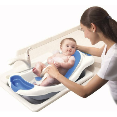 Summer Infant Rite-Temp Baby Bath Tub