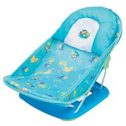 Summer Infant Mother's Touch Deluxe Baby Bather in Splish Splash