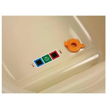 Fisher-Price Dreamsicle Collection Bath Center, Tan/Orange