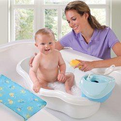 Summer Infant Newborn-To-Toddler Bath Center & Shower