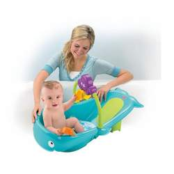 Fisher-Price Whale of a Playtub
