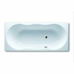 """Kaldewei Novola Bath Tub 66.93"""" x 29.53"""" x 17.32"""" 252-BK"""