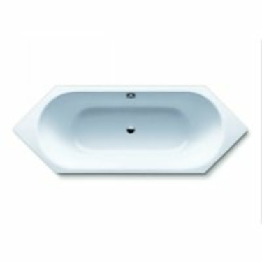 "Kaldewei Centro Duo 6 Bath Tub 78.74"" x 29.53"" x 18.50"" 134-BK"