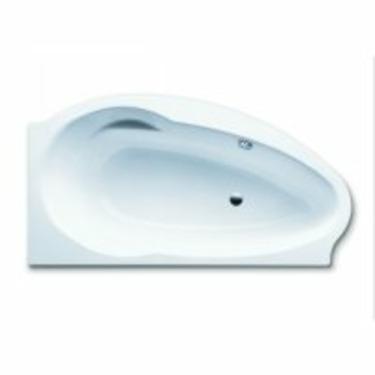 "Kaldewei Atmo Bath Tub 66.93"" x 35.43"" x 16.93"" Left 828-1-BS"
