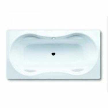 "Kaldewei Mega Duo Bath Tub 70.87"" x 35.43"" x 17.12"" 180-BK"