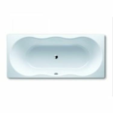 "Kaldewei Novola Duo Bath Tub 70.87"" x 31.50"" x 17.32"" 256-WH"