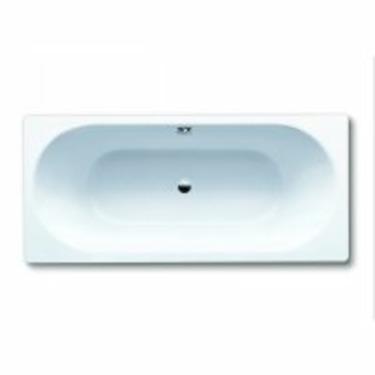 "Kaldewei Klassikduo Bath Tub 66.93"" x 27.56"" x 16.93"" 105-BK"