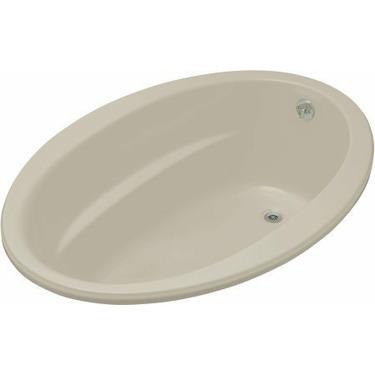 Kohler Sunward 5' Oval Bath K-1163-G9
