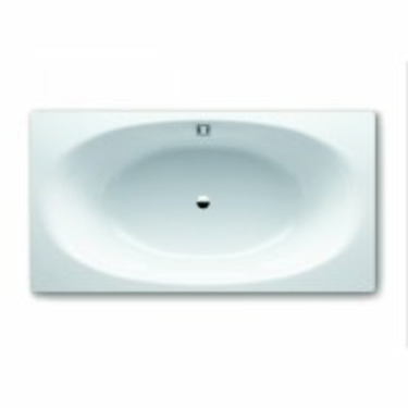 "Kaldewei Luxxo Duo Bath Tub 74.80"" x 39.37"" x 17.72"" 230-WH"