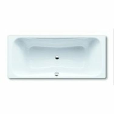 """Kaldewei Dyna Duo Bath Tub 70.87"""" x 31.50"""" x 17.72"""" 613-BK"""