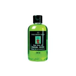 The Body Shop Tea Tree Oil Facial Wash