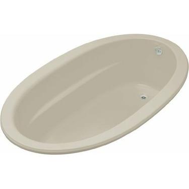 Kohler Sunward 6' Oval Bath K-1165-G9