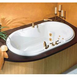 Pearl 100463-000 Mexican Sand Ballade Bathtub - 100463-000